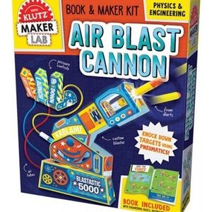 MAKER LAB: AIR BLAST CANNON